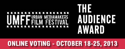 Urban Mediamakers Film Festival Audience Award Voting