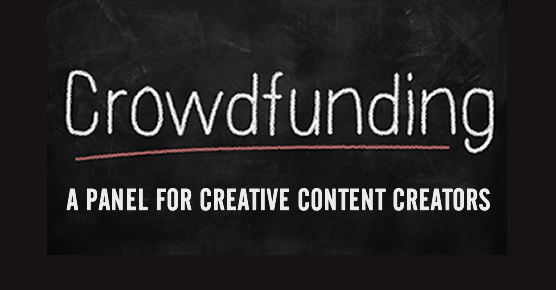 Crowdfunding Panel - Atlanta, Norcross, Georgia, Gwinnett County, October 18, 2014