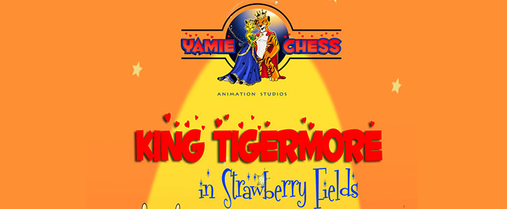 King Tigermore in Strawberry Fields